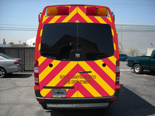 Vehicle Graphics 187 Airmark Co